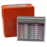 Ręczny tester do pomiaru chloru oraz pH