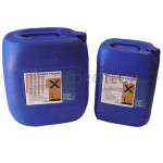 Płynny środek dezynfekujący - chemia basenowa