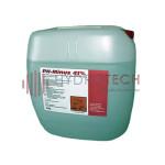 Środek do obniżania wartości pH - chemia bsenowa