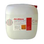 Płynny koncentrat pH minus - chemia basenowa